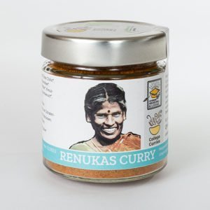 College Curries Renukas Curry Bio 80g