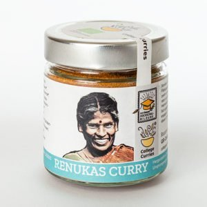 Renukas Curry Bio