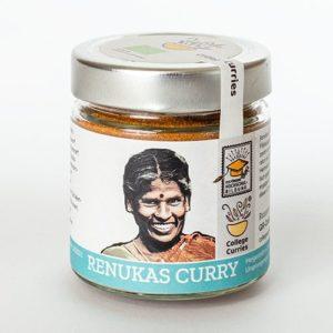 Renukas Curry Bio