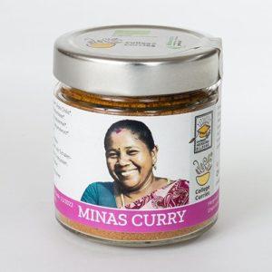 College Curries Minas Curry Bio 80g