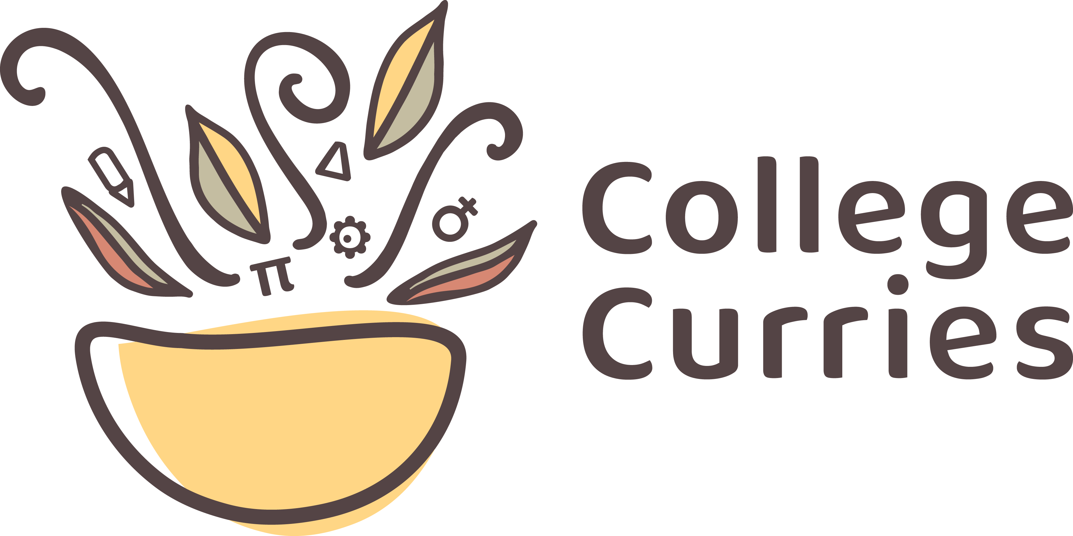 College Curries Logo