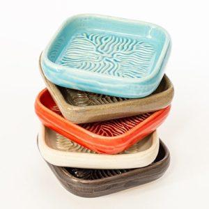 Ceramico-Reiben in verschienden Farben