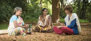Renuka Bhuvana Surya trinken Tee
